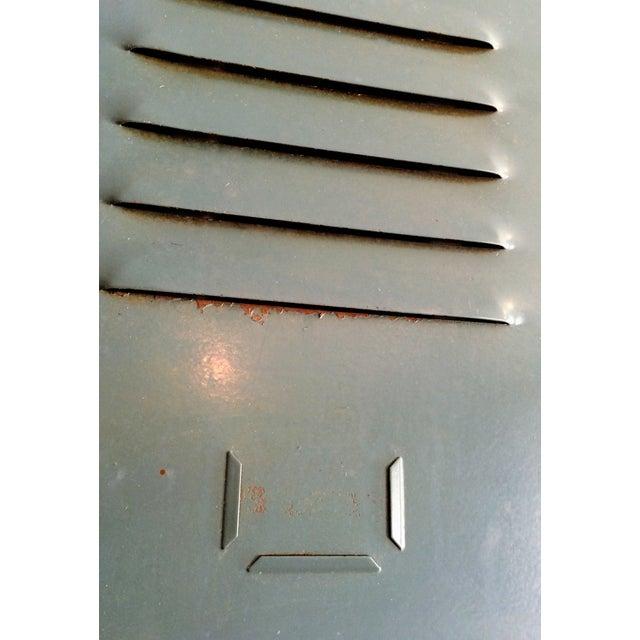 French Vintage 1 Door Locker - Image 7 of 7
