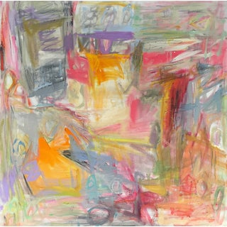 """""""Grand Prix"""" Large Abstract by Trixie Pitts"""