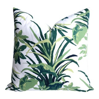 Palm & Ivy Euro Sham Pillow Cover