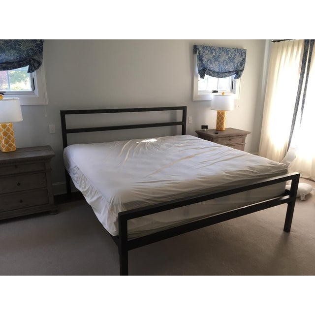 Parsons Room And Board Bed Frame