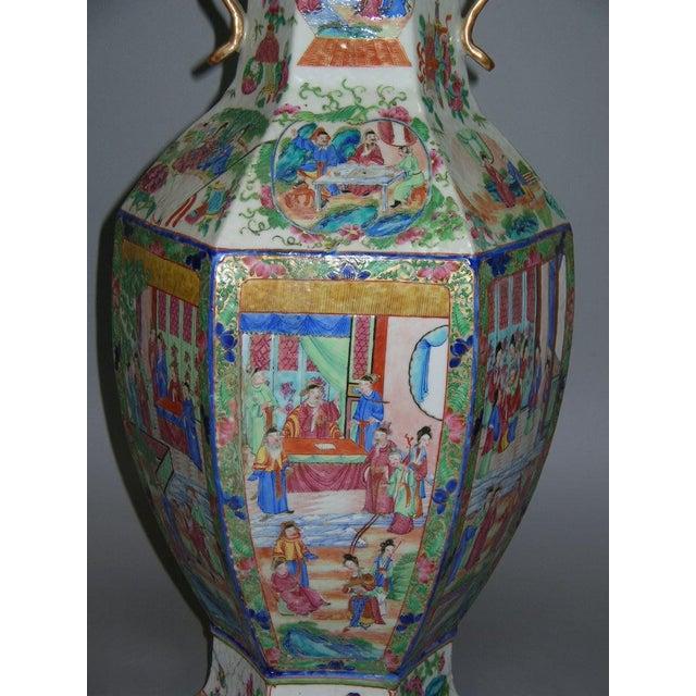 19th Century Chinese Famille-Rose Porcelain Vase - Image 2 of 10