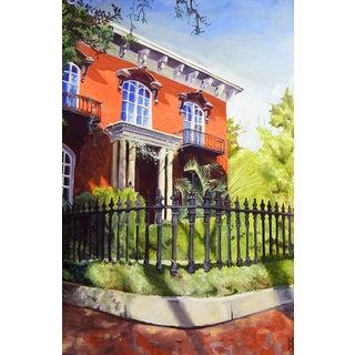 Old Charleston House Print