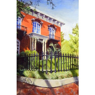 Old Charleston House Print