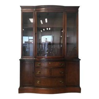 Drexel China Display Cabinet