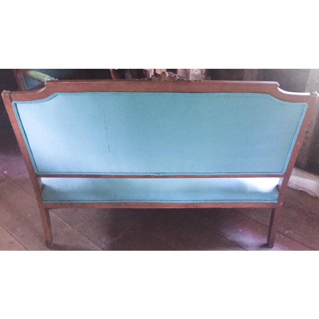 French Mid Century Settee, Part of a Set - Image 3 of 9