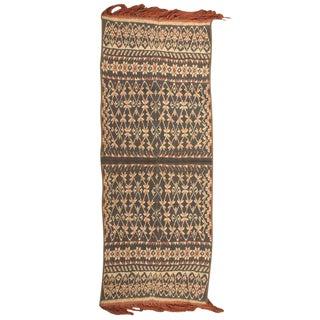 Indonesian Ikat Textile