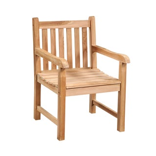 Teak Wood Outdoor Chair