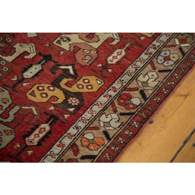 """Image of Vintage Oushak Runner - 4'9"""" x 10'10"""""""