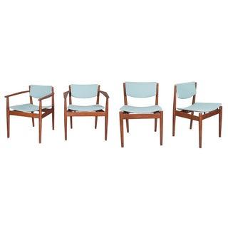 France & Sons Finn Juhl Dinning Chair - Set of 6