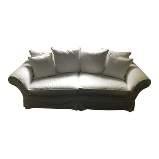 Pottery Barn Charleston Slipcovered Sofa