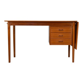 Arne Vodder for H. Sigh & Son Teak Writing Desk