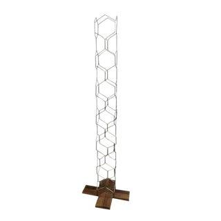 Freestanding Wine Rack by Derek Chen