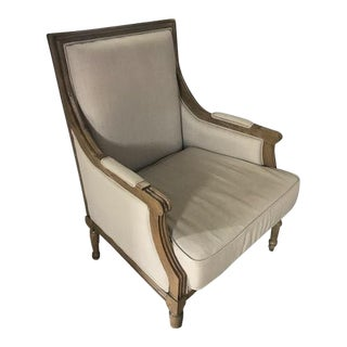 French Style Living Room Accent Chair