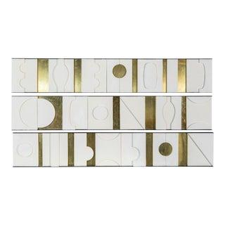 Art Wall Sculpture Panels by Paul Marra