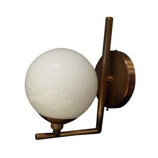 Arteriors Antique Brass Quimby Sconce