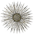 Image of Vintage Wall Sculpture by Marc Creates