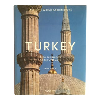"""""""Turkey From the Selcuks to the Ottomans """" Large Hardcover Architecture Book"""