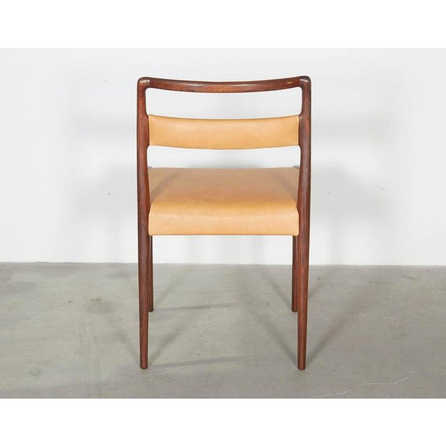 Danish Rosewood Dining Chairs - Set of 4 - Image 2 of 8