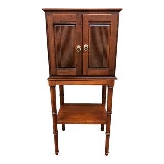 Ethan Allen Cherry Cabinet