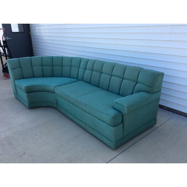 Vintage 1950's Sectional - Image 2 of 5