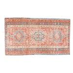 """Image of Vintage Persian Karaja Rug Runner - 2'1"""" X 3'9"""""""
