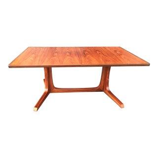 Danish Modern Dinning Table b