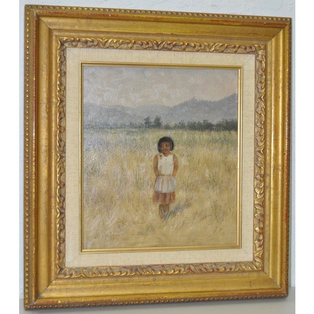 Grace Carpenter 1920 Pomo Indian Child - Image 2 of 7