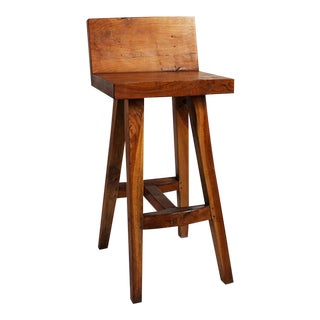 Jaxon Teak Bar Stool