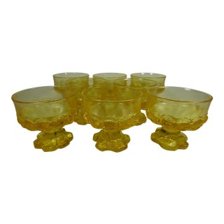 Franciscan Madeira Coupes - Set of 8