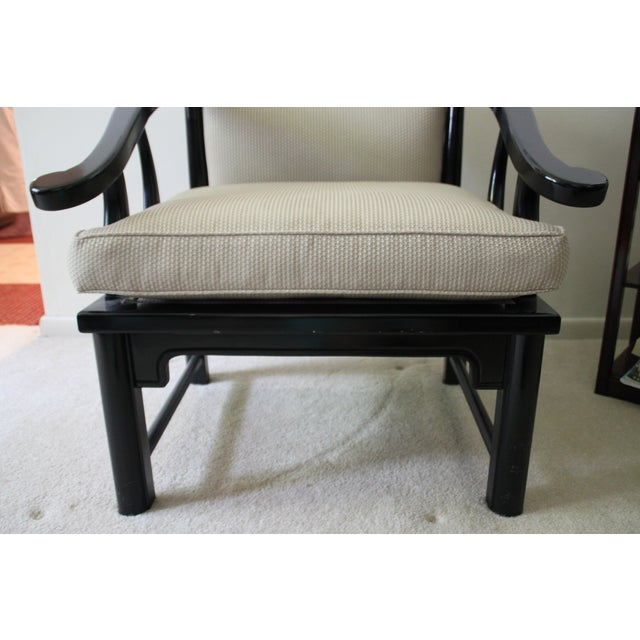 Image of James Mont Style Chinese Chair