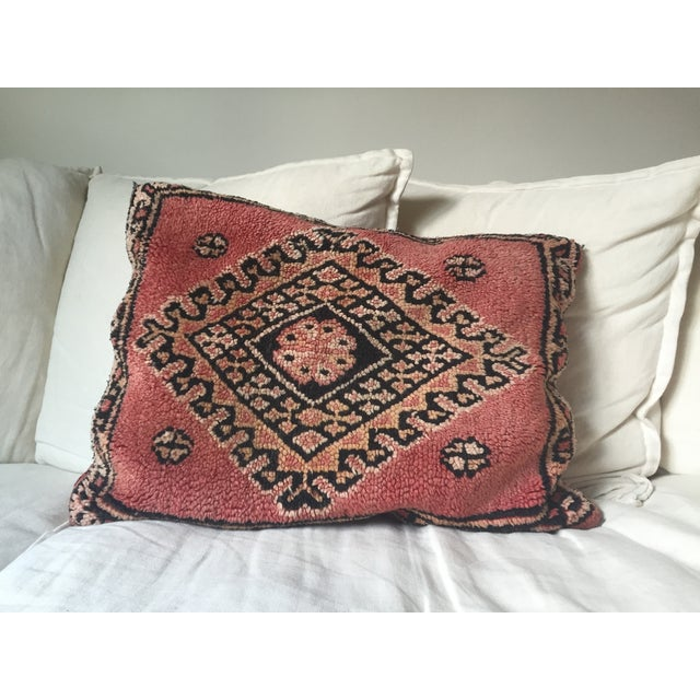 Vintage Turkish Kilim Pillow - Image 7 of 7