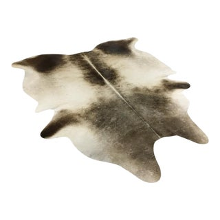 Salt & Pepper Cowhide Rug