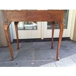 Image of English Tea Table Circa 1880