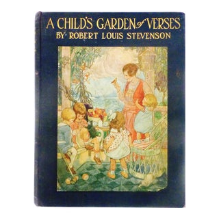 'A Child's Garden of Verses' Book