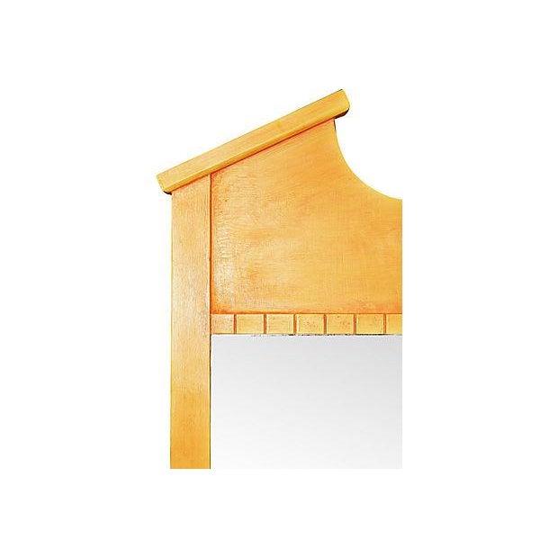 Yellow Double Bonnet Mirror - Image 4 of 4