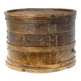 Antique Chinese Grain Bin