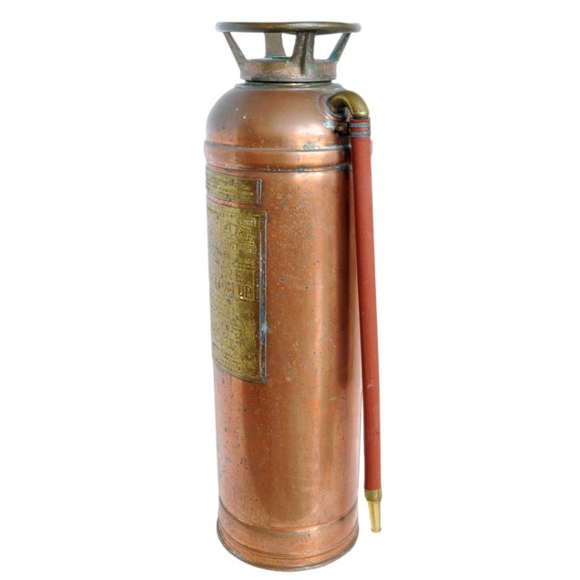 Image of Red Star Fire Extinguisher Model 303