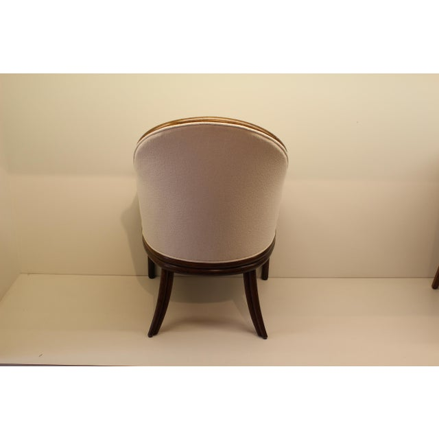 McGuire Orlando Diaz-Azcuy Aria Dining Arm Chair - Image 7 of 7