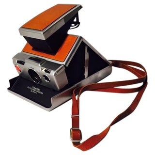 Vintage Polaroid Sx-70 Land Camera Alpha 1