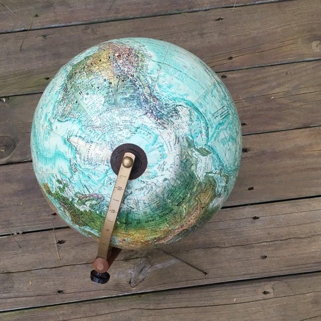 Vintage Replogle Globe on Stand - Image 4 of 5