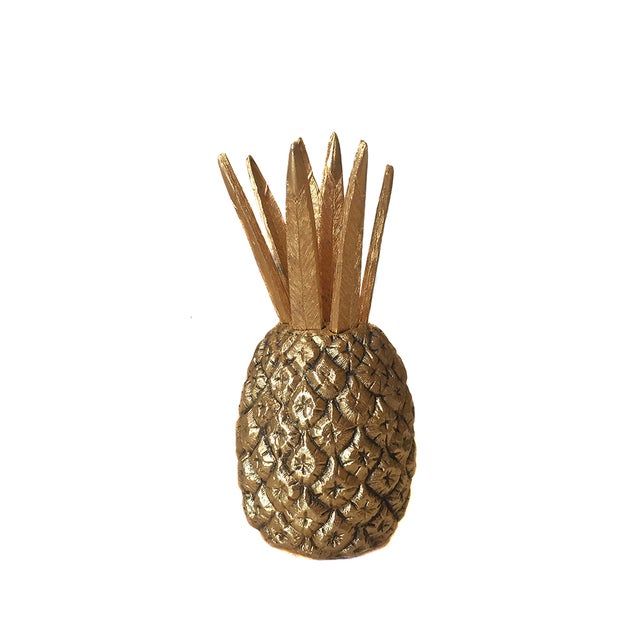 Image of Gold Pineapple Cocktail Forks