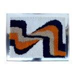 Image of Framed Yarn Tapestry