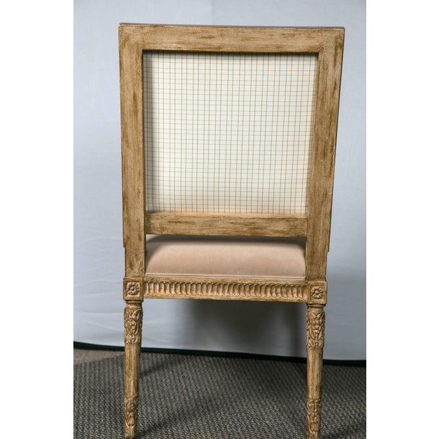 Nancy Corzine Dupuy Dining Chairs - Set of 8 - Image 6 of 10