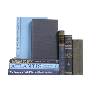 Blue Nautical Selections, S/8