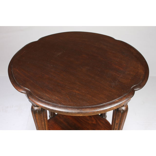 Art Deco End Table - Image 4 of 4
