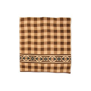 Checkered Camp Blanket