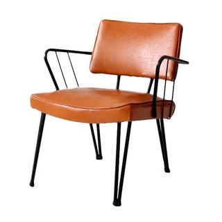 1950s Douglas Eaton Hairpin Leg Chair