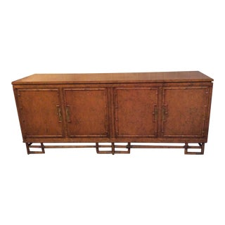 Ficks Reed Bamboo Credenza