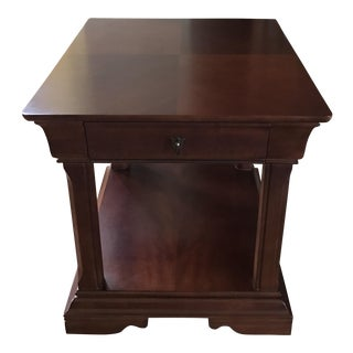 Thomasville Impressions Single Drawer Side Table