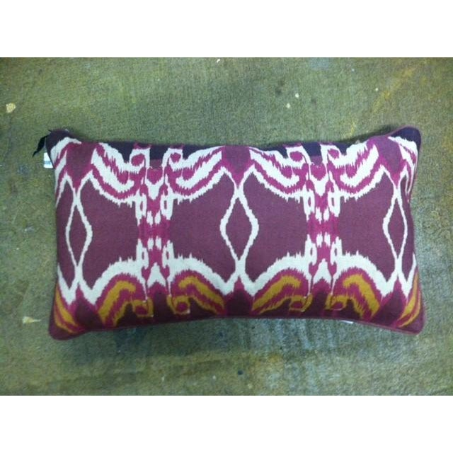 Image of Custom Boho Ikat Pillow Set